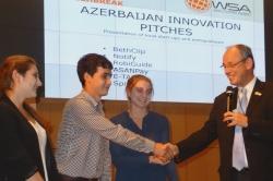 WSA Innovation Forum 2015 / Baku, Azerbaijan