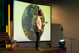 WSA Innovation Forum Puebla 2015 / Complejo Cultural Universitario, Puebla