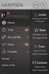03. Settings and lists menu