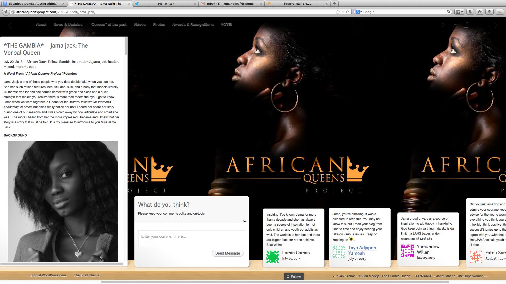 African Queens project_2