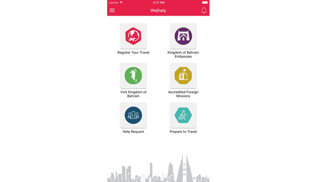 Bahrain - App 1