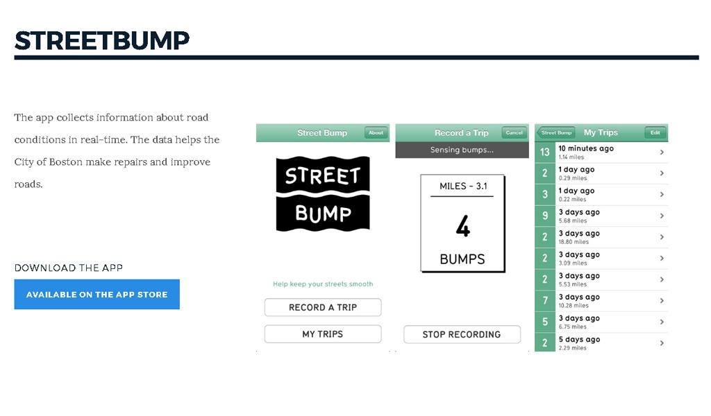 Boston - Bump