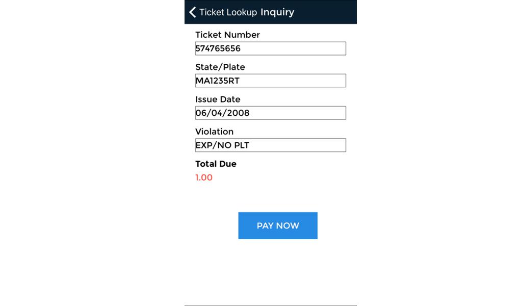 Boston - Pay App