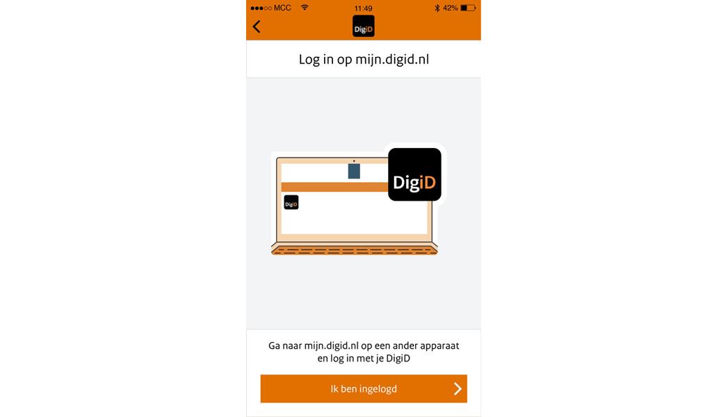 DigiID - App 1