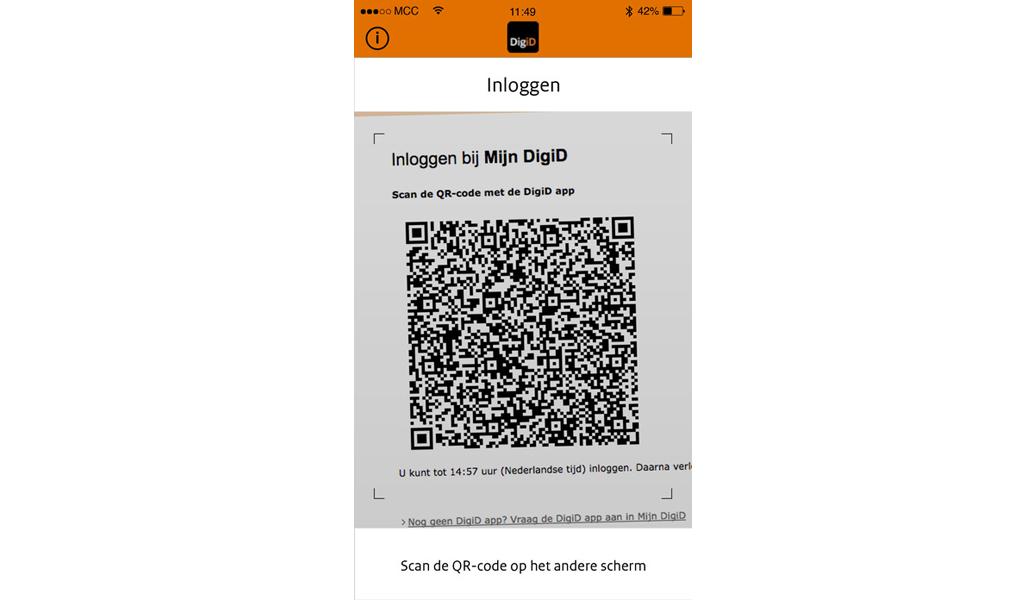 DigiID - App 2