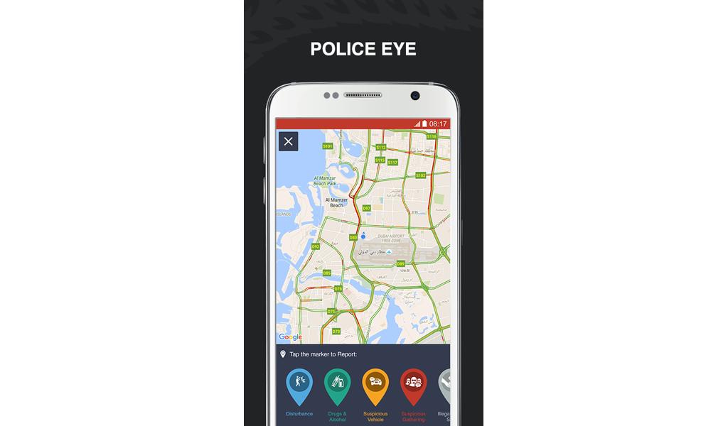 DubaiPolice - App 3