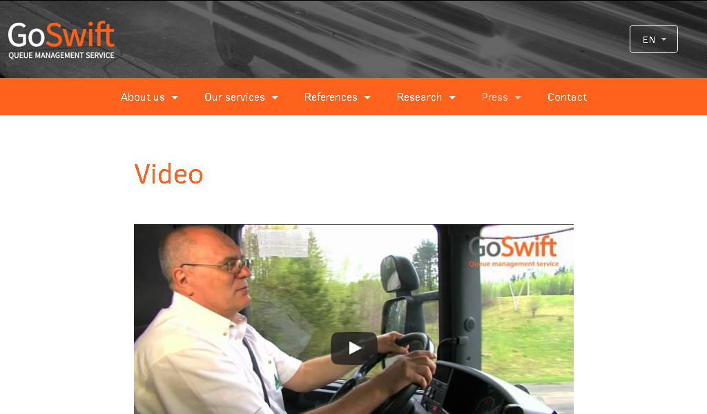 GoSwift - Videos