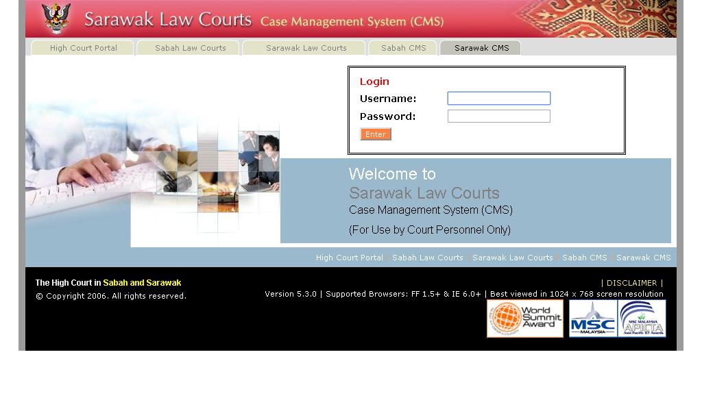 High Court - Case management