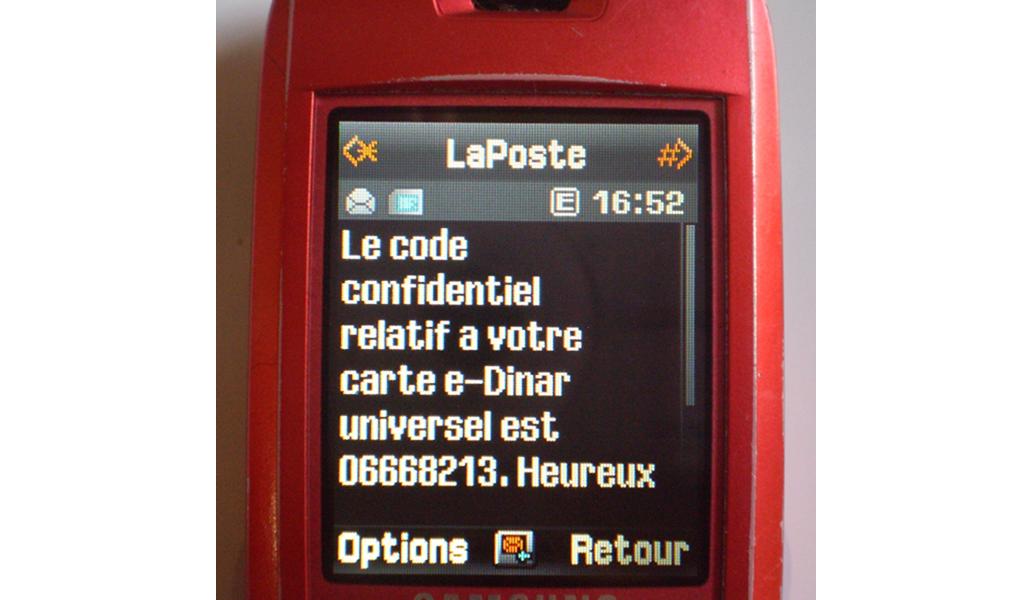 La poste - Mobile 3