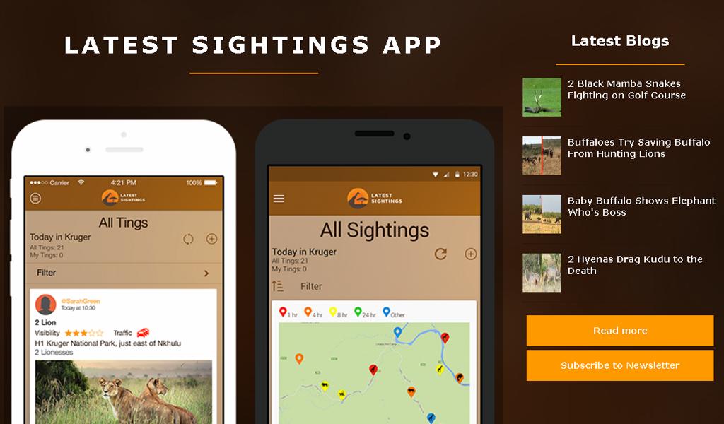 Lastest - Web app