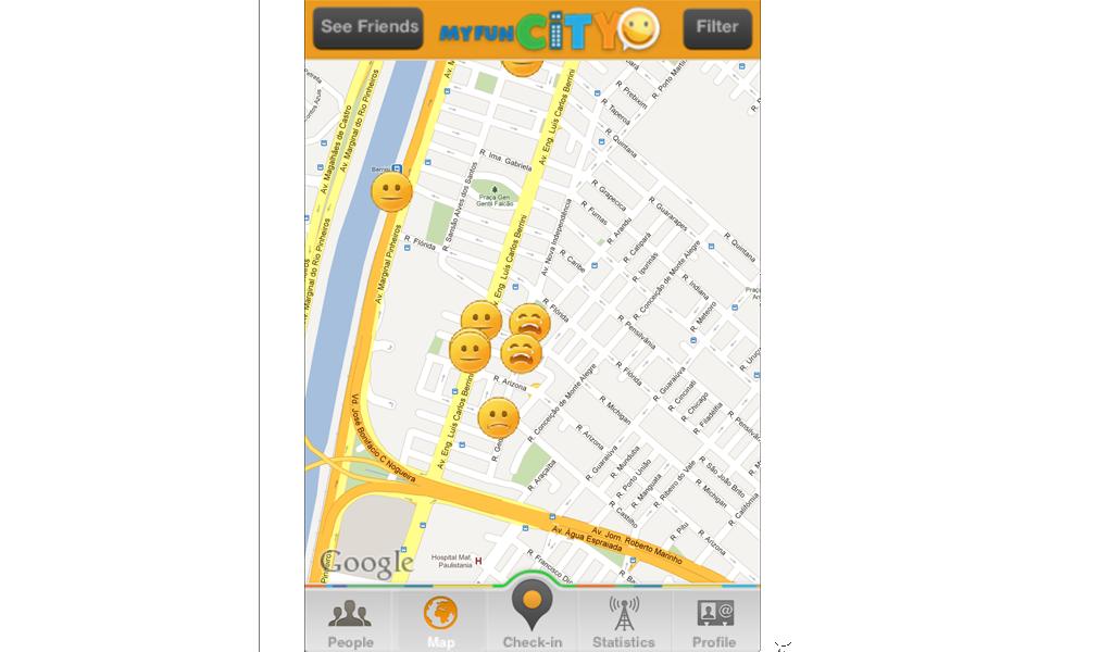 MyFunCity - App 3