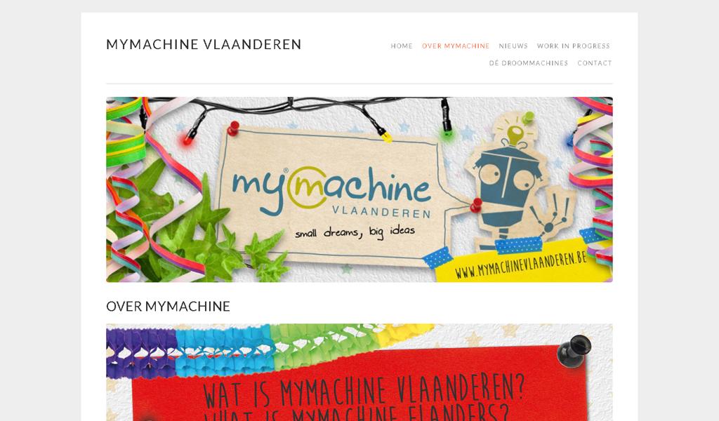 MyMachine - About