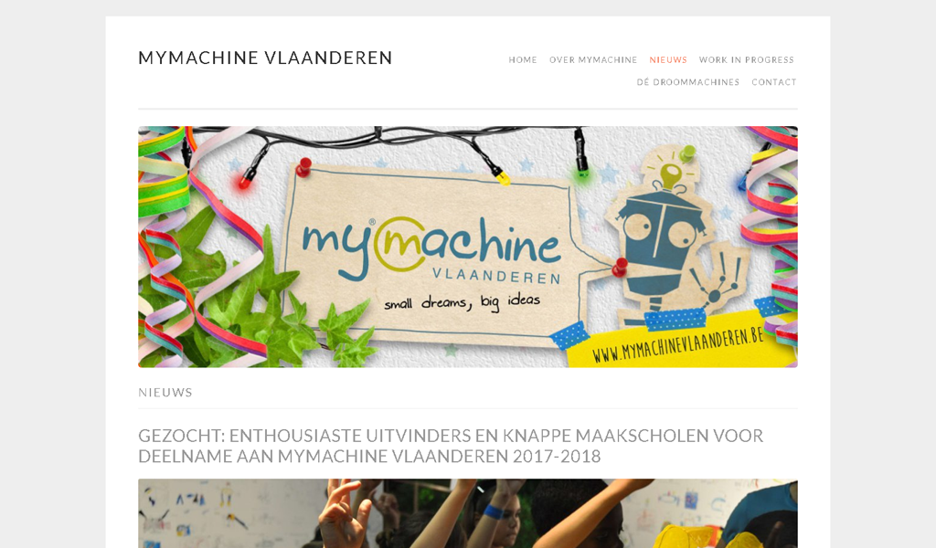 MyMachine - News