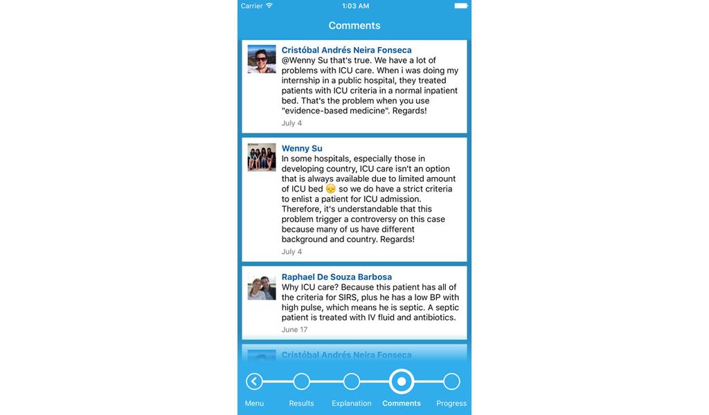 Prognosis - App 3