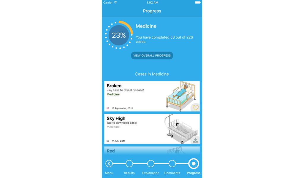 Prognosis - App 4
