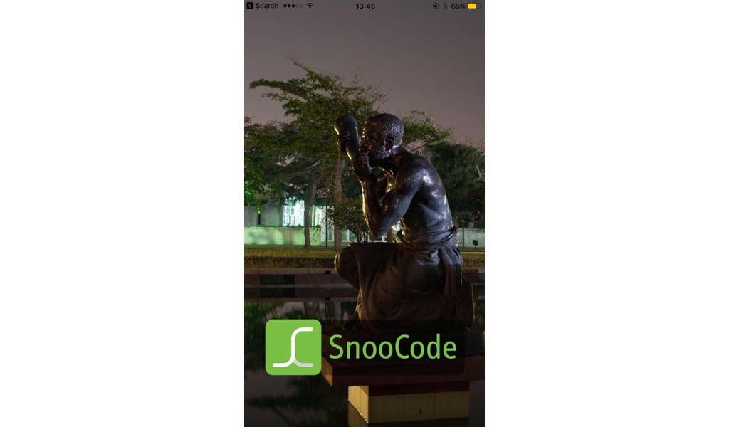 SnooCODE - App 1