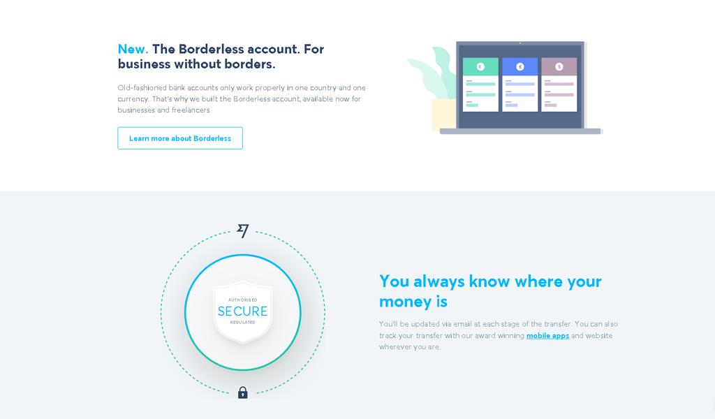 TransferWise - Borderless