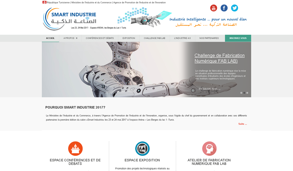 Tunisia - smart industrie