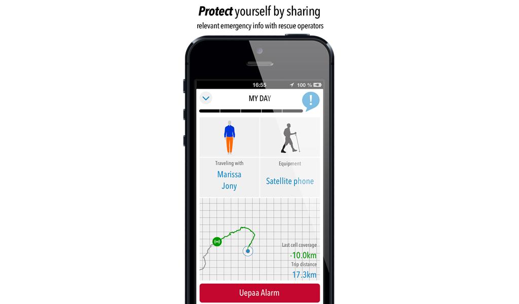 Uepaa - App 1