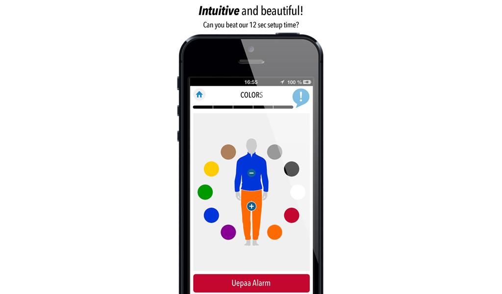 Uepaa - App 2