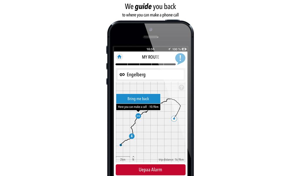 Uepaa - App 3