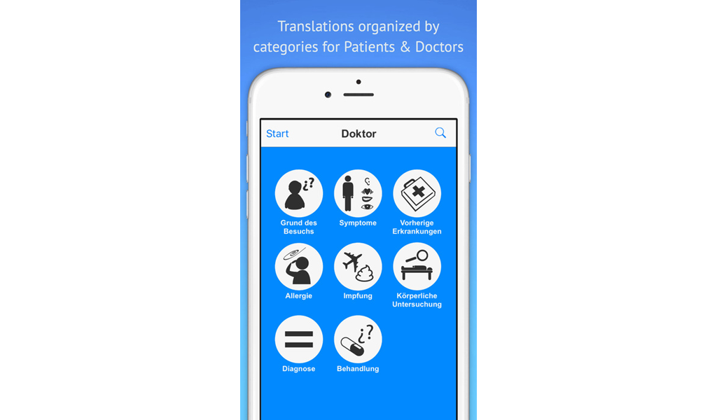 UniversalDoctor - Mobile App 4