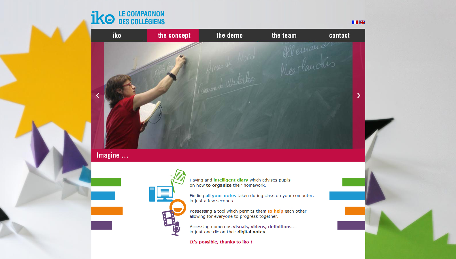 iko-website-screenshot-2