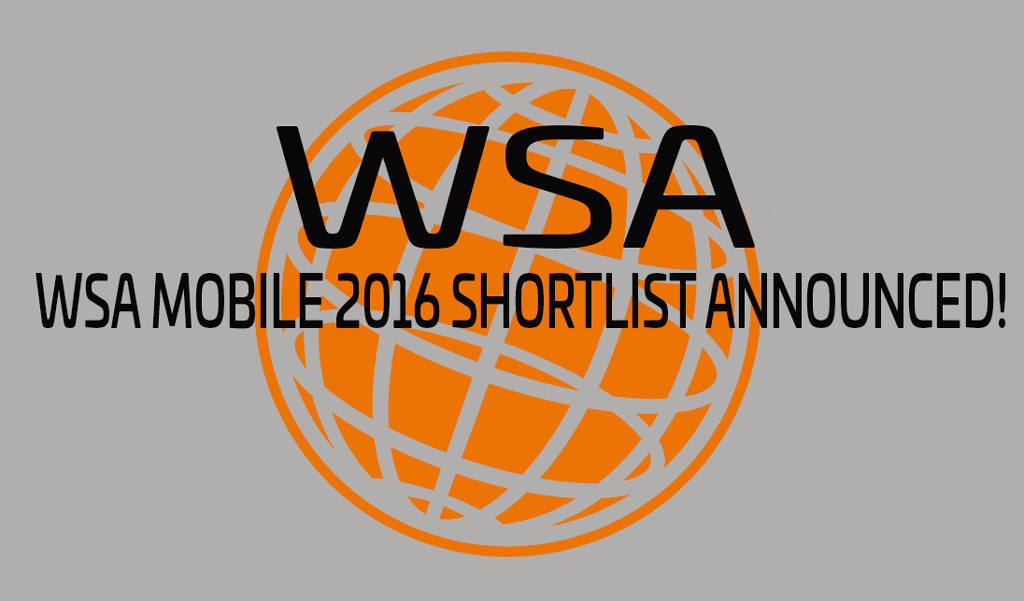 WSA MOBILE SHORTLIST ANNOUNCED