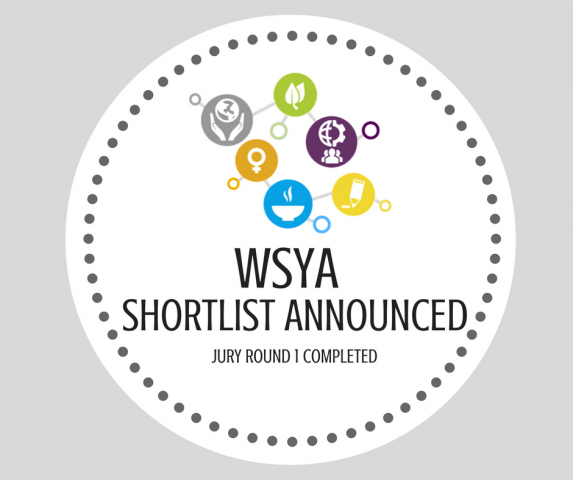 WSYA 2016 SHORTLIST ANNOUNCED