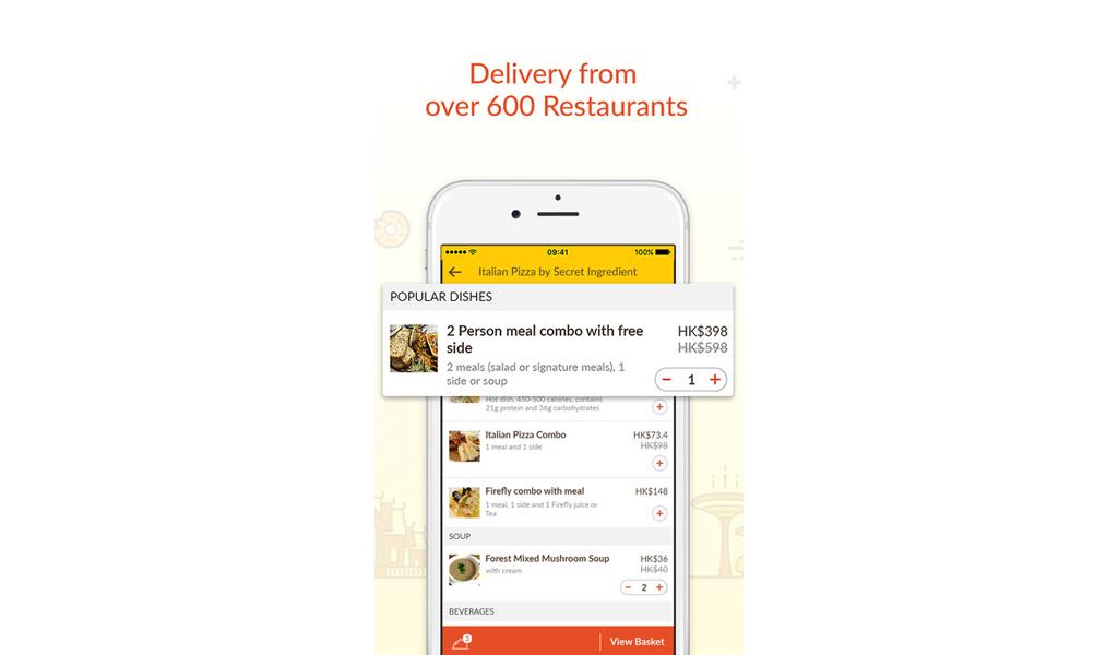OpenRice - App 4