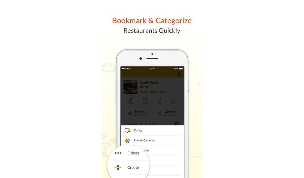 OpenRice - App 5
