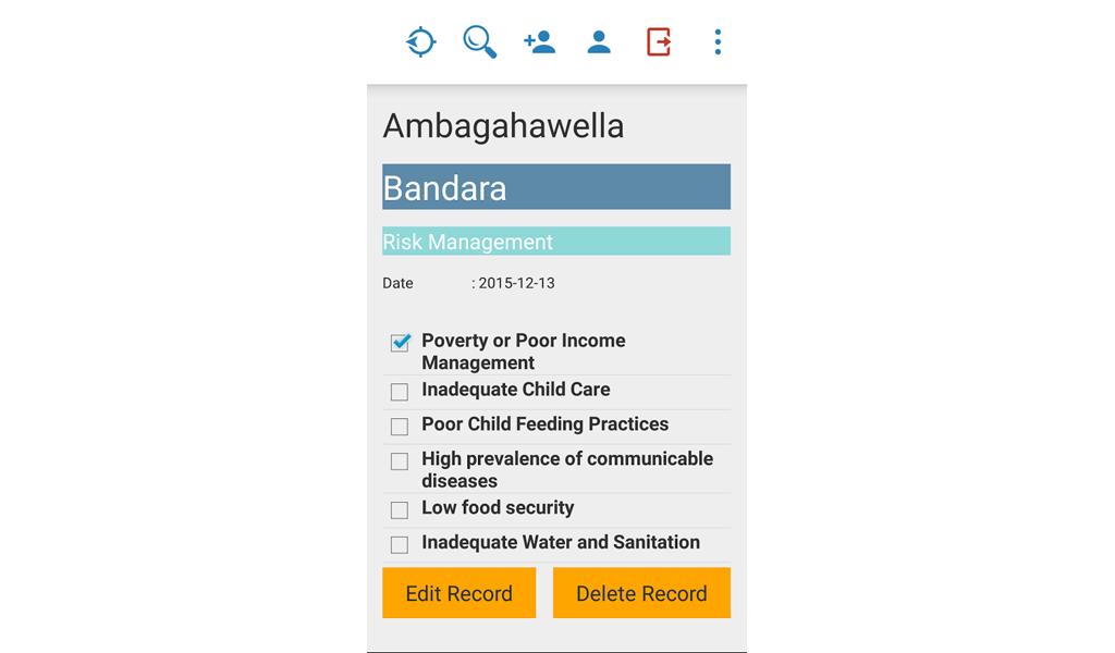 Sri Lanka - App 1