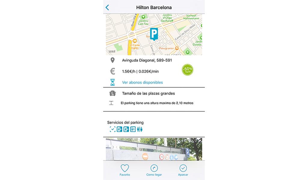 WeSmartPark - App 2