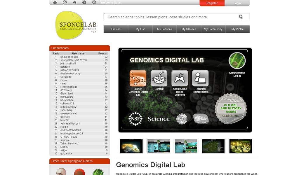 Genomics - Info