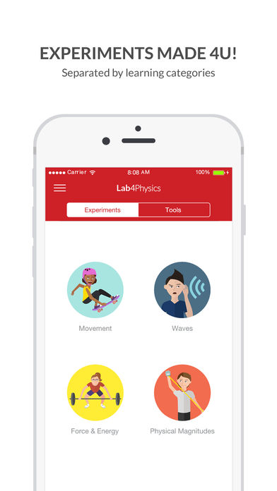 Lab4u - App 1