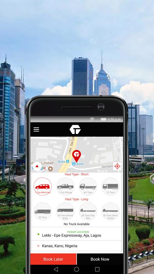 Truckit - App 1