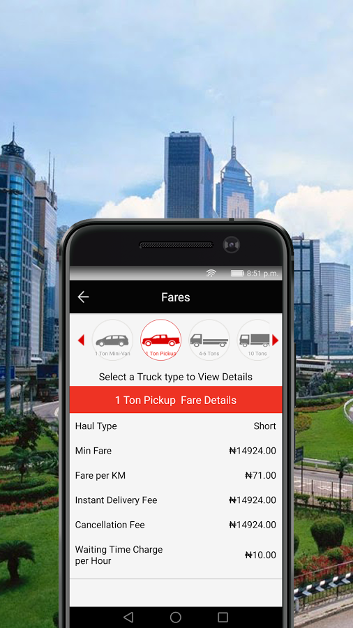 Truckit - App 4