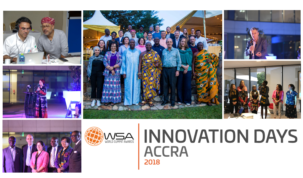 WSA INNOVATION DAYS & GRAND JURY IN ACCRA