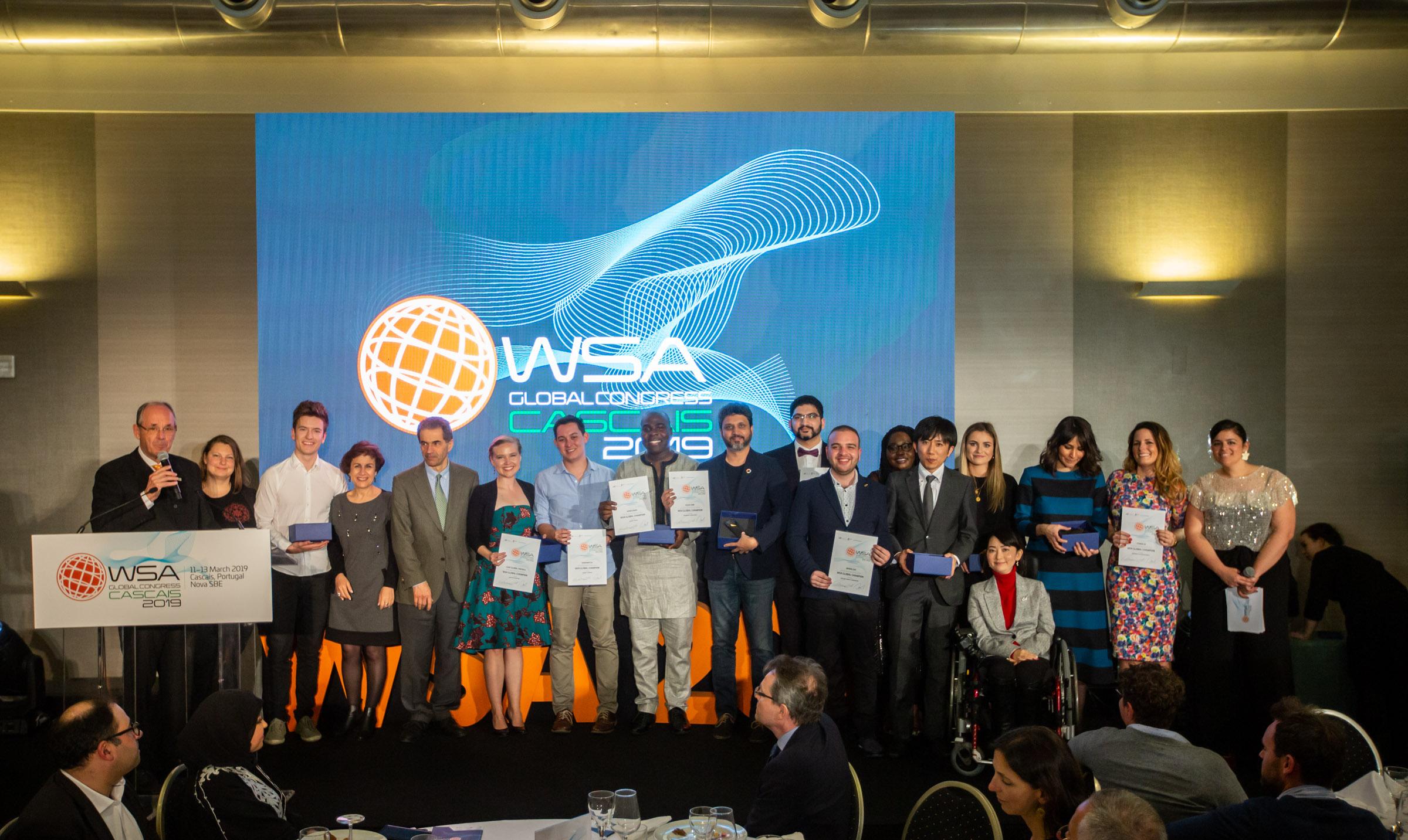 WSA GLOBAL CHAMPIONS 2019