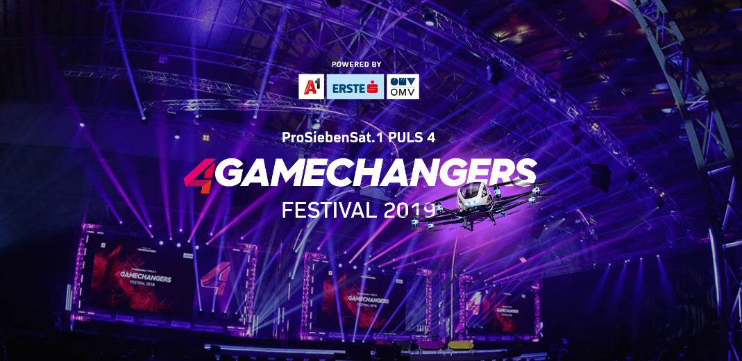 WSA network @ 4Gamechangers Festival