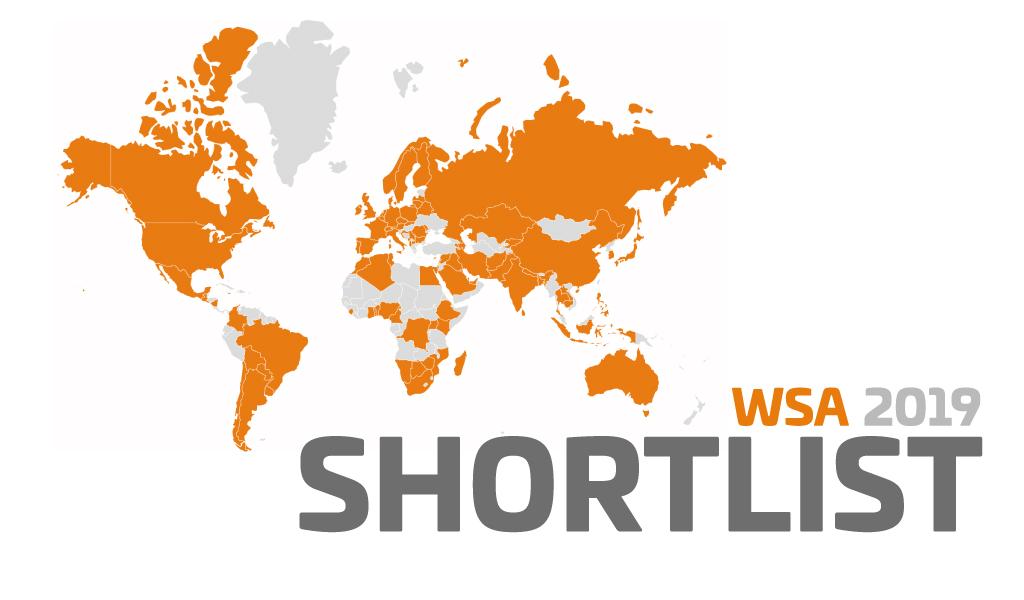 WSA SHORTLIST 2019