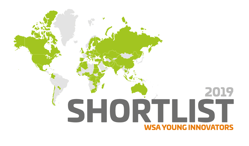 WSA YOUNG INNOVATORS SHORTLIST 2019